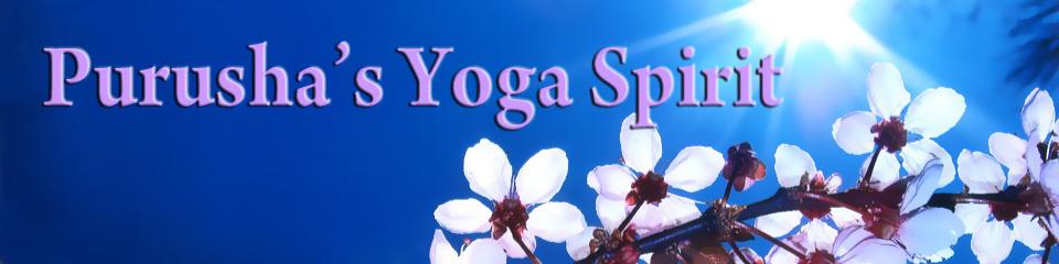 Purusha's Yoga Spirit